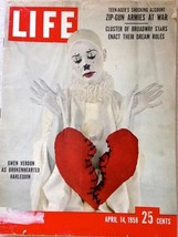 Life Magazine, April 14, 1958   Full Magazine - $9.89