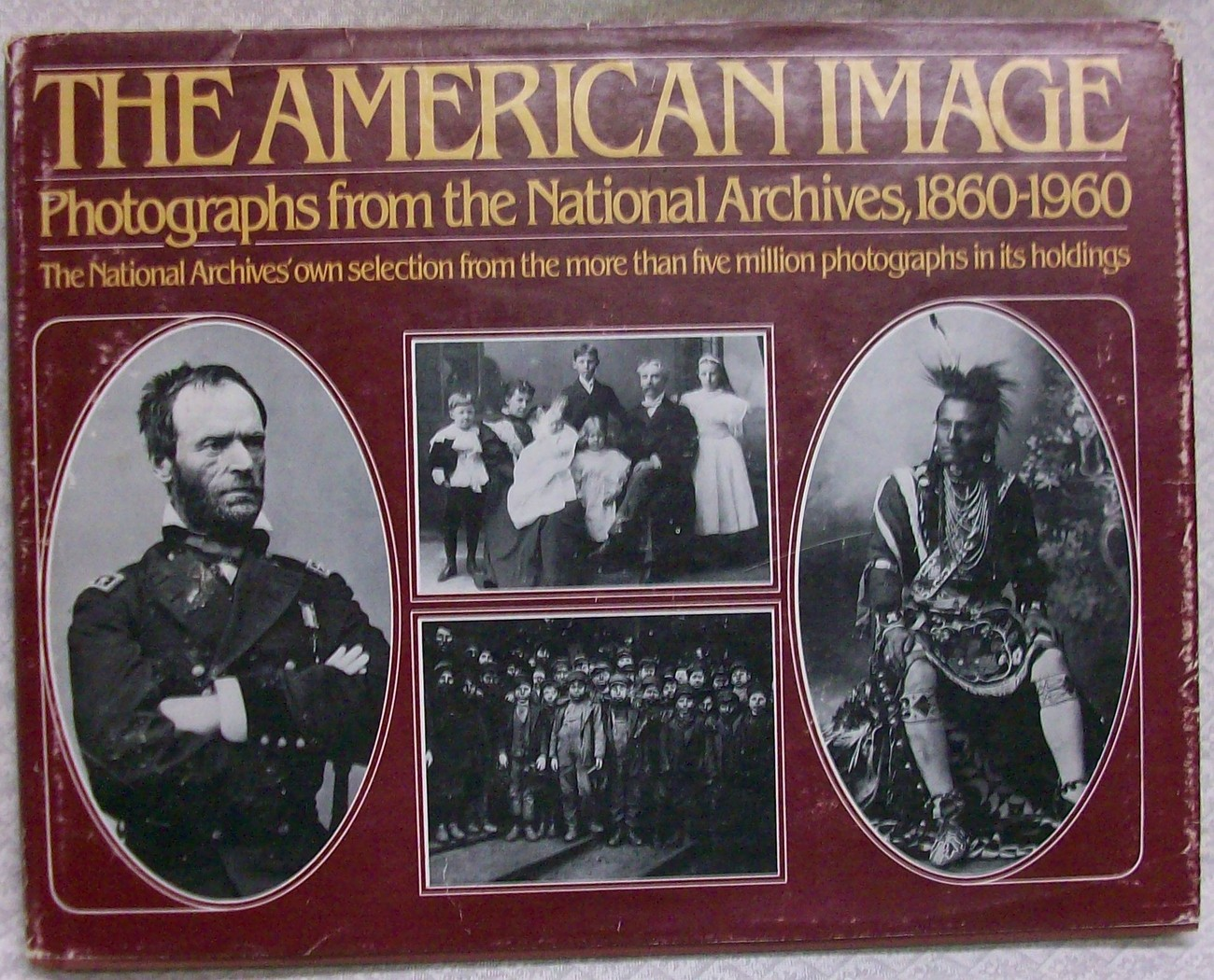The American Image 1860-1960