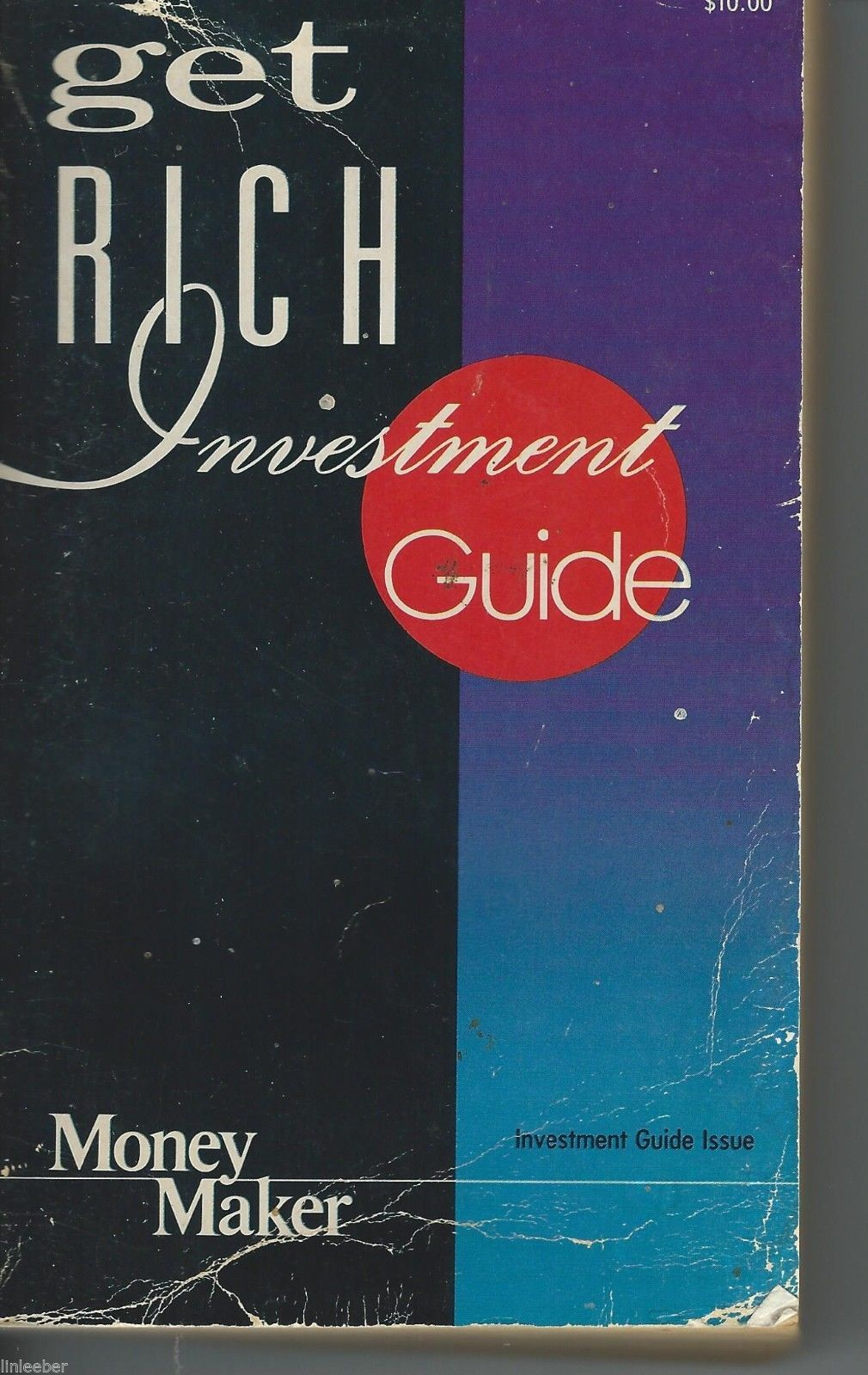 GET RICH INVESTMENT GUIDE by CONSUMER'S DIGEST INC.1985 PB VOL6/NO2 MONEY MAKER.
