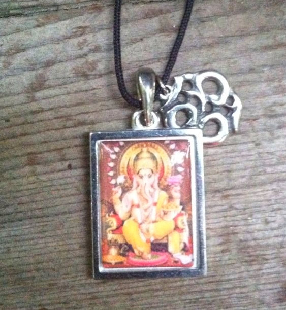 Blessing of Ganesha Spell Cast Amulet Remove Obstacles that Block Your Success  - $29.00