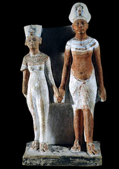 Queen Nefertiti Ultimate Egyptian Magick Eternal LOVE Sex BEAUTY Attraction Sz 7