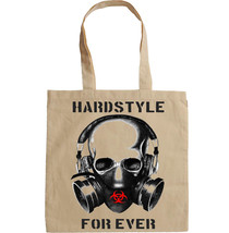 HARDSTYLE FOR EVER - NEW AMAZING GRAPHIC HAND BAG/TOTE BAG - $17.19