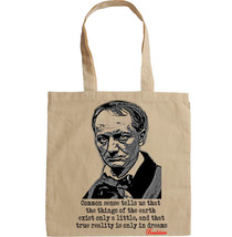 SAMUEL BECKETT  QUOTE - NEW AMAZING GRAPHIC HAND BAG/TOTE BAG - $17.19
