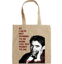 FEDERICO GARCIA LORCA - NEW AMAZING GRAPHIC HAND BAG/TOTE BAG - $17.19