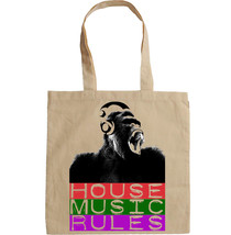 HOUSE MUSIC RULES - NEW AMAZING GRAPHIC HAND BAG/TOTE BAG - $23.97