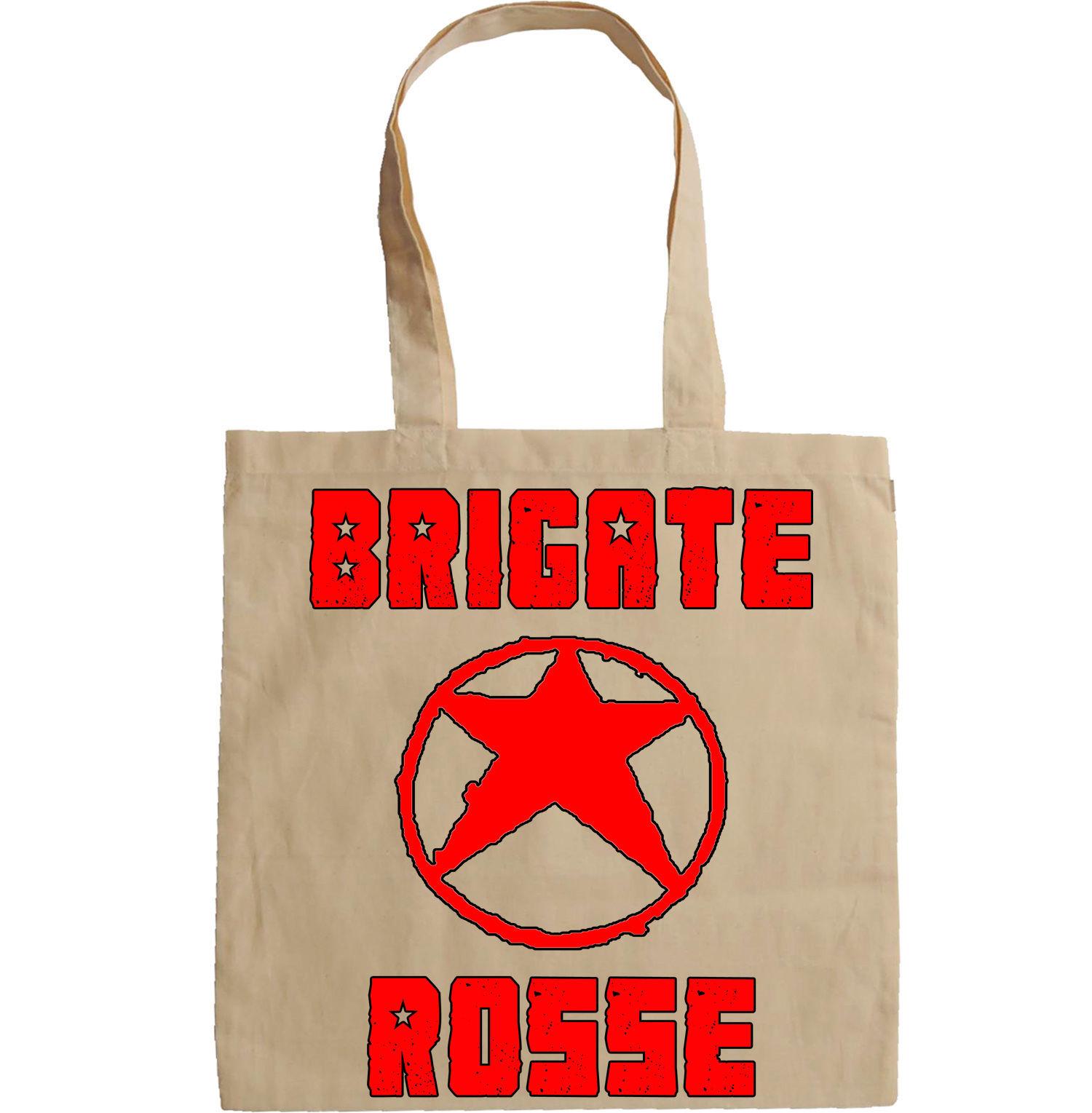 BRIGATE ROSSE COMMUNIST MOVEMENT - NEW AMAZING GRAPHIC HAND BAG/TOTE BAG