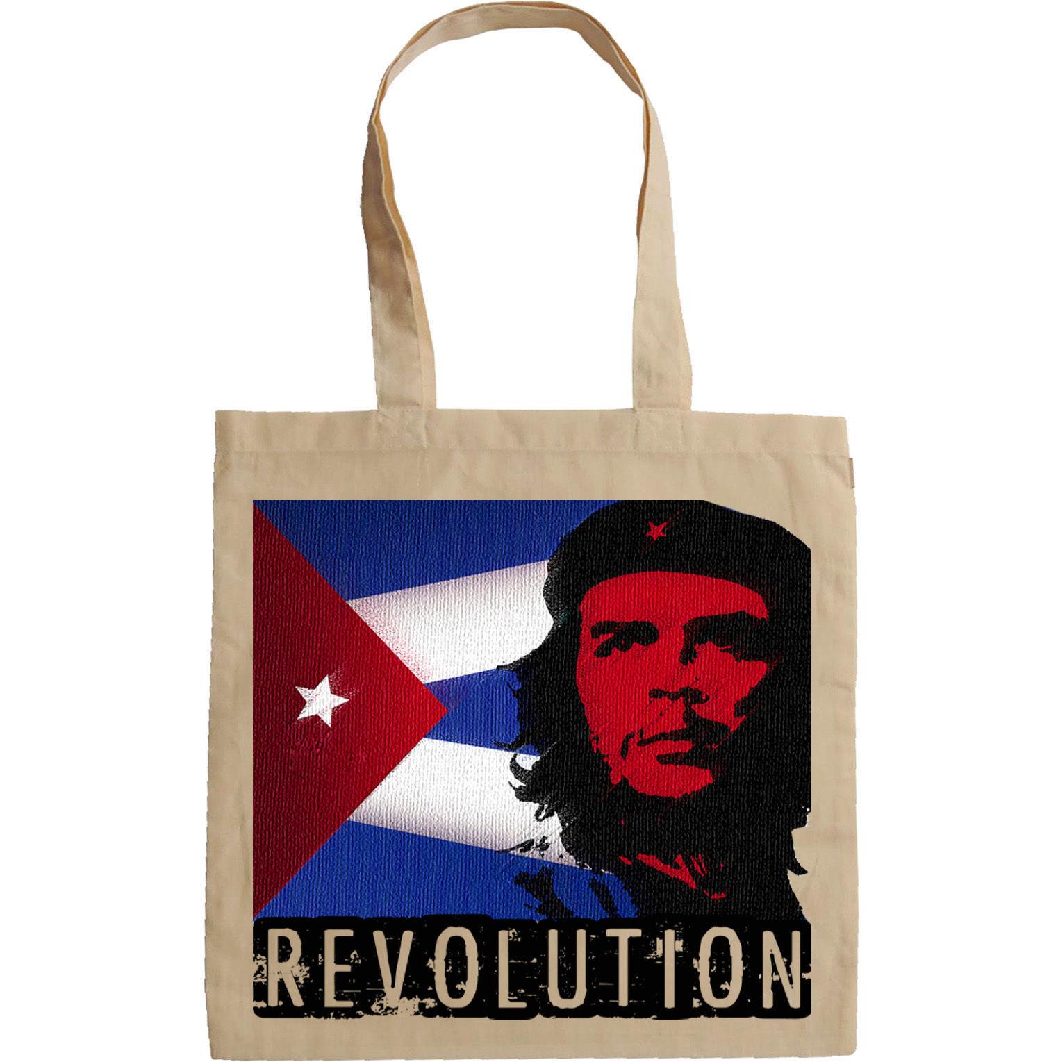 CHE GUEVARA CUBAN REVOLUTION - NEW AMAZING GRAPHIC HAND BAG/TOTE BAG