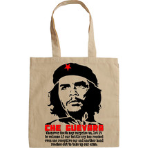 CHE GUEVARA CUBA REVOLUTION QUOTE - NEW AMAZING GRAPHIC HAND BAG/TOTE BAG - $16.88