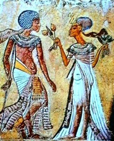 Queen Nefertiti Ultimate Egyptian Magick Eternal LOVE Sex BEAUTY Attraction Sz 9
