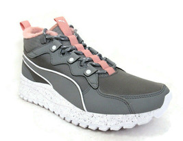 PUMA Pacer Next SB Winter Women's Gray Sneakers Size 11 #37233405 - $56.99