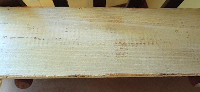 "Decorative Country Style Wood Shelf Apple Motif  20""W x4 1'2""Dx5""H #5503"