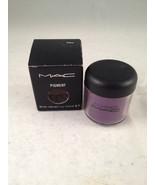 MAC Cosmetics Pigment Powder Eyeshadow Eye Shadow Grape large old style jar - $45.09