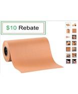 "15"" x 700' 40 lb. Peach Treated Butcher Paper Roll BEST PRICE FREE FedEx - $34.16"