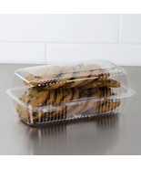 """Dart Solo C35UT1 9"""" x 5 6/16"""" x 3 1/2"""" Clear StayLock Plastic Container ... - $46.28"""