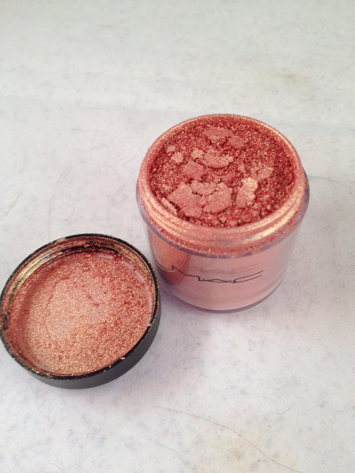 MAC Cosmetics Pigment Powder Eyeshadow Eye Shadow Melon large old style jar