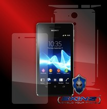 Sony Xperia V VL Self Healing Screen Protector + Full Body Invisible Ski... - $5.99+