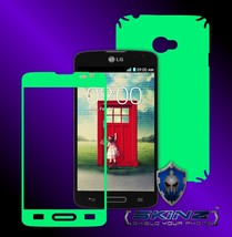 LG L90 - Glow in the Dark Skin, Full Body Case Cover Protector - $7.99
