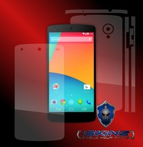 LG Google Nexus 5 Self Healing Screen Protector + Full Body Invisible Sk... - €5,14 EUR+