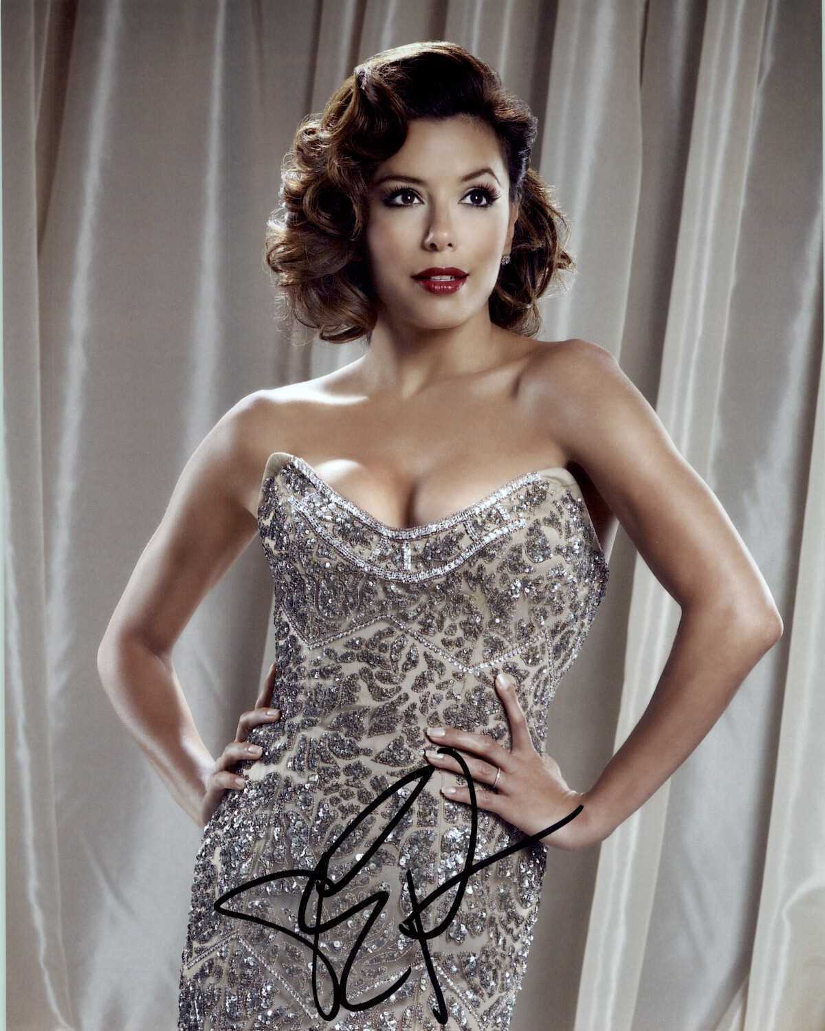 Primary image for Eva Longoria Signed Autographed Glossy 8x10 Photo