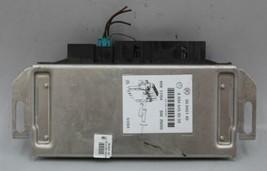 00 01 02 03 04 05 06 Mercedes S500 W220 CL500 Body Control Module A0345456532 - $69.29
