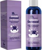 Natural Dog Shampoo with Colloidal Oatmeal Puppy Shampoo for Dog Bath  - $17.63