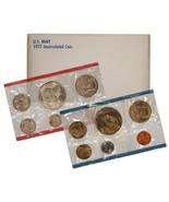 1977 P & D US Mint Set United States Original Government Packaging Box C... - €10,37 EUR