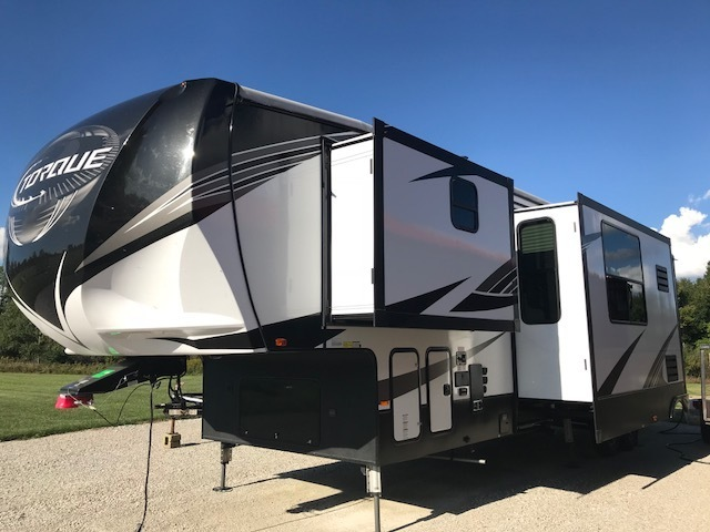 2019 HEARTLAND TORQUE TQ 371 For Sale In Columbia City, IN 46725