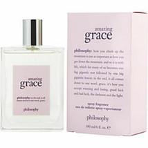 Philosophy Amazing Grace Edt Spray 6 Oz For Women - $83.47