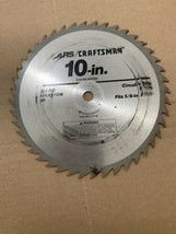 "Vtg 10"" Sears Craftsman saw Blade No. B-55-816-951C000 - $9.99"