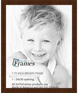 ArtToFrames WOM82223-103-24x30 Barnwood Wood Picture Frame, 24 x 30, Brown - $47.87