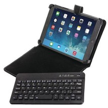 """UNIVERSAL TABLET CASE & BLUETOOTH KEYBOARD Fits All 7"""" TO 10.1"""" Tablets New - $50.64"""