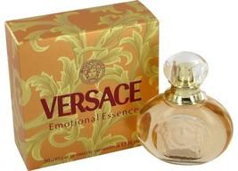 Versace Essence Emotional Perfume 1.7 Oz Eau De Toilette Spray image 6