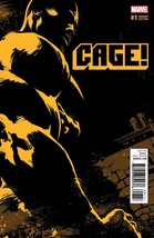 CAGE  #1 NOW 5 COVER SET  EST REL DATE 10/05/2016 SOLD OUT - $49.99