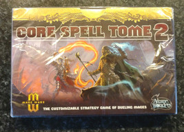 """Arcane Wonders: Mage Wars Board Game """"Core Spell Tome 2"""" New - $19.99"""