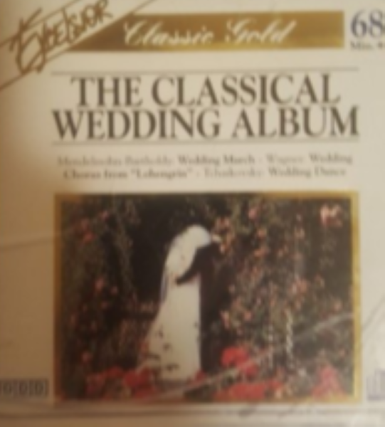 The Classical Wedding Album Cd