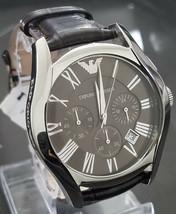 Emporio Armani Men's Chronograph Brown Dial Watch AR0671 - Retail $295 (54% off) - $135.00