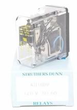 NIB STRUTHERS-DUNN A311XBXP RELAY A311XBXP, 120V