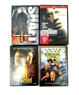 Lot Of (4) Drama DVD Movies Shaft Out Kold The Manchurian Candidate King... - $7.69