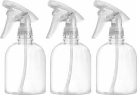 Bar5F Empty Clear Spray Bottle 16 oz. Adjustable Head Sprayer from Fine ... - $10.69