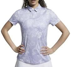 Nike Dri-Fit UV Printed Ladies PGA Golf Polo Womens Size XS Fast Ship! - $58.31