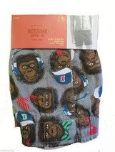 Mossimo Boxers L 36 38 Slim Fit NEW Monkeys Face Team Mascot Large - $12.00