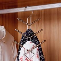 Stainless Steel Fishbone Shape Hanger Rack Towe... - $22.12