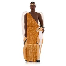 NEW -African American Christmas Angel Ornament Message from Above 2015 H... - $29.69