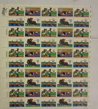 US postage stamp lot SUMMER OLYMPICS MOSCOW 1979 MNH FULL SHEET CV 22.75 - $7.99