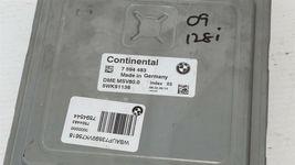 07-10 BMW 128i DME ECU EWS Key Immobilizer Ignition Set - Auto Trans image 5