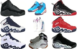 Mens Fila Retro MB Limited Edition Sneaker 7 COLORS! Sizes 7.5-13 - $70.99+
