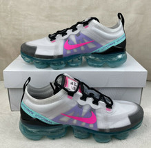 "NEW Nike Air Vapormax 2019 ""South Beach"" AR6632-005 Women's Size 8 - $158.32"