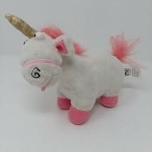 """Universal Studios Despicable Me Fluffy Unicorn Plush 7""""  EUC - $13.98"""