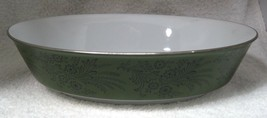 """Walden by Noritake 9 1/2""""  Oval Vegetable Bowl  In Great Shape Mid Century  - $34.65"""
