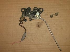 toyota lexus trunk latch screw OEM 1b110